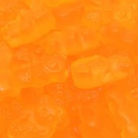 Sweet Factory Online Candy Store | America's Favorite Candy Store Ornery Orange Gummi Bear - 5 Lb. Bag (Gluten Free) Sweet Factory Online Candy Store | America's Favorite Candy Store
