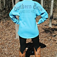 Bling Southern Belle Spirit Jersey (RUNS BIG)