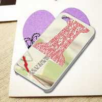Paper Towns Collage Case fit for iPhone 4/4S iPhone 5/5S/5C Samsung Galaxy S3/S4
