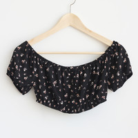 Abigail Crop Top