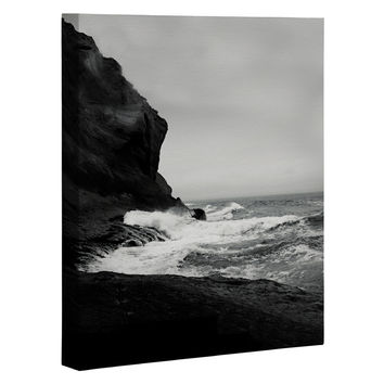 Leah Flores Ocean 1 Art Canvas