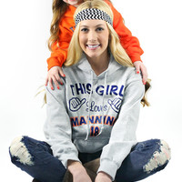 This Girl Loves Manning Hoodie LIMITED EDITION