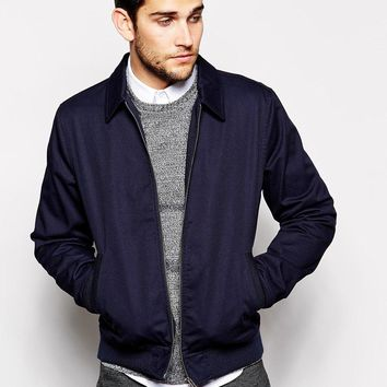 ASOS | ASOS Harrington Jacket at ASOS