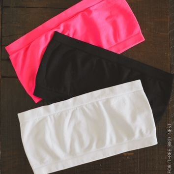 Girls' Bandeau Bra
