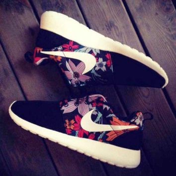 Nike Roshe Run Women Men Casual Sneakers Sport Running Shoes G