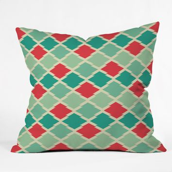 Holli Zollinger Gypsy Stars Throw Pillow