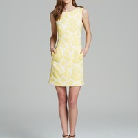 DIANE von FURSTENBERG Dress - Carpreena Mini Floral Stamp