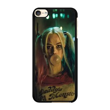 Squad Harley Quinn Gum  iPod Touch 6 Case