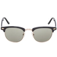 Moonlight Drive Sunglasses - Gold
