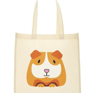 Hamster Graphic Tote Bag