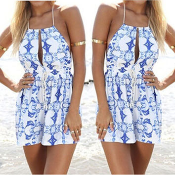 New Fashion Summer Sexy Women Dress Casual Dress for Party and Date = 4458072068
