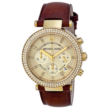 Michael Kors Chronograph Ladies Watch MK