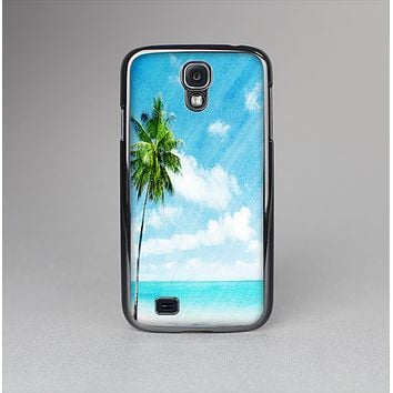 The Paradise Beach Palm Tree Skin-Sert Case for the Samsung Galaxy S4