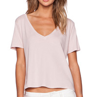 EVER Frankie Tee in Blush
