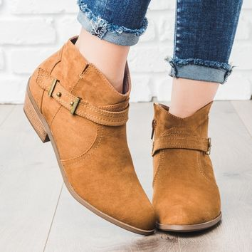 Simply Western Ankle Booties