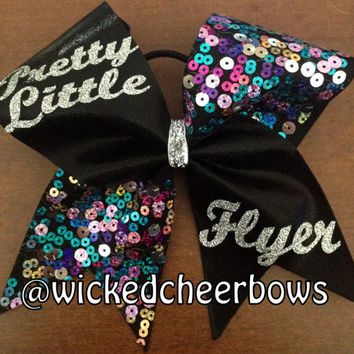 Cheer Bow - Pretty Little Flyer