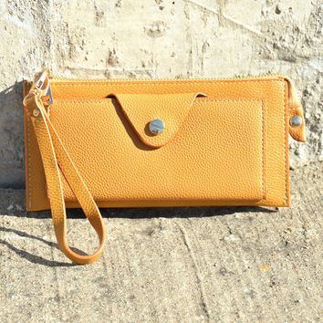 In The City Wallet - Tan