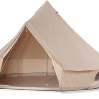 Sibley Bell 400 Tent - Cotton Bell Tent Yurt/teepee/chill-out Canvas NEW