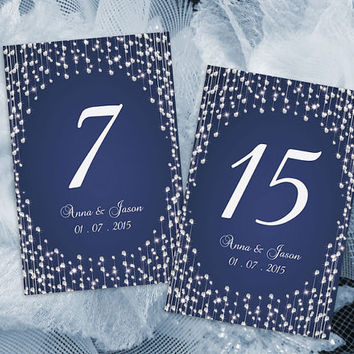 image relating to Free Printable Wedding Table Number Templates identified as Ideal Desk Figures Templates Solutions upon Wanelo