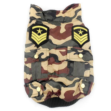 US ARMY Padded Jacket Winter Coat