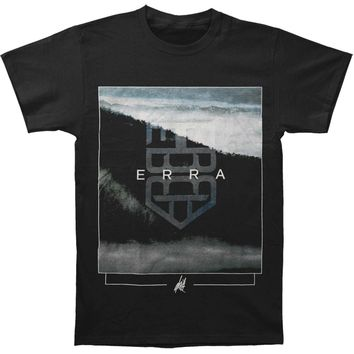 Erra Men's  Nature T-shirt Black