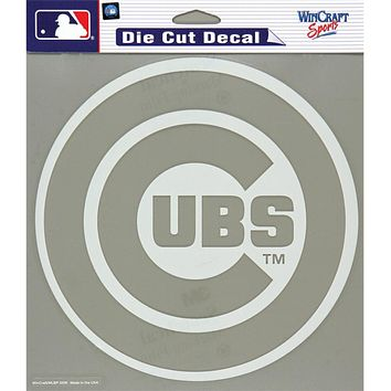 Chicago Cubs - Logo Cutout Decal