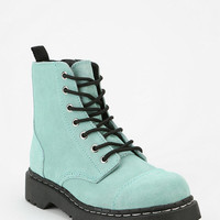 Urban Outfitters - T.U.K. Suede Combat Boot