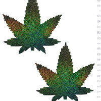 Weed Pasties in Dark Matter