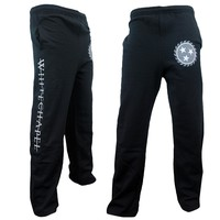 Strike Through Black Sweatpants : WC00 : MerchNOW - Your Favorite Band Merch, Music and More