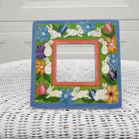 Handpainted Picture Frame Everyday Gift