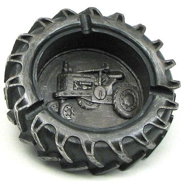 Tobacco Road Tractor Change/Ash Tray