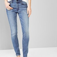 Gap Women 1969 Resolution True Skinny High Rise Jeans