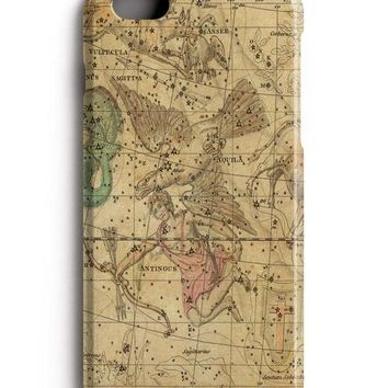 Antique Star Map iPhone 8 Case iPhone 7 Case