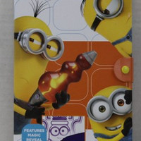 Minions Sticker Activity Portfolio