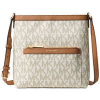 MICHAEL Michael Kors Morgan Messenger in Signature Print - Handbags & Accessories - Macy's