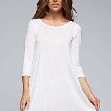 Simple Day Dress
