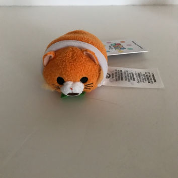 Disney Store The Aristocats Thomas O' Malley Tsum Plush 3 1/2'' New with Tags