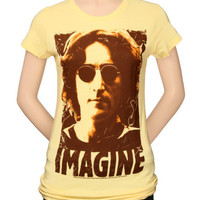 Juniors: John Lennon - Imagine Shirts at AllPosters.com