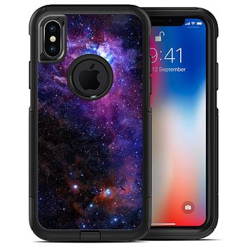 Glowing Deep Space - iPhone X OtterBox Case & Skin Kits