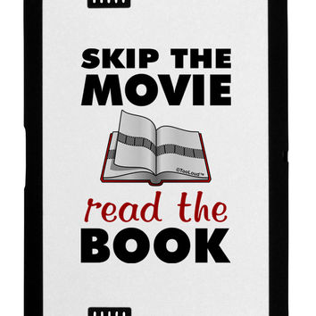 Skip The Movie Read The Book Kindle Fire HD 7 2nd Gen Cover