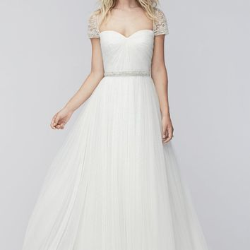 Wtoo by Watters Reed 16608 Wedding Dress