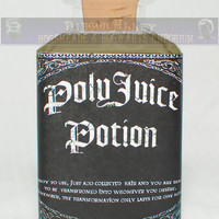 3 Witches Brewery Bottle of Polyjuice Potion by DiagonAlley