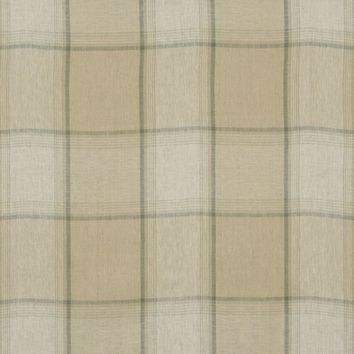 Robert Allen Fabric 215679 Vintage Plaid Parchment