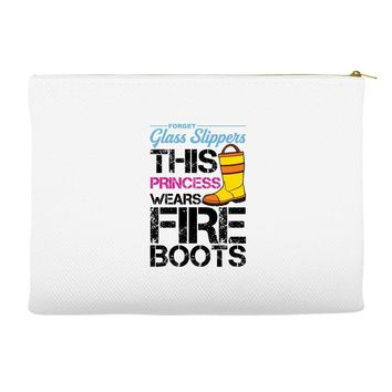 Forget Glass Slippers This Princess Wears Fire Boots Accessory Pouches