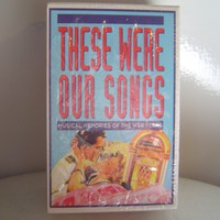 These Were Our Songs Musical Memories Of The War Years 3 Cassette Box Set