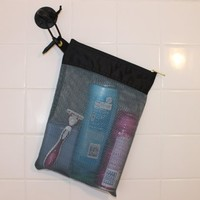 Shower Caddy - Gym Tote - Ditty Bag - Toiletries Bag - Made in USA