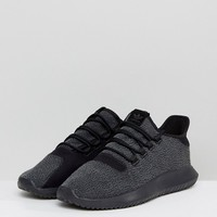 adidas Originals Tubular Shadow Trainers In Black BY4392 at asos.com