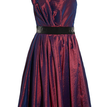 Vivienne Westwood Anglomania - Star taffeta and satin dress