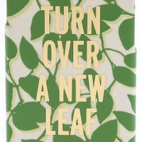 Turn Over a New Leaf iPhone 6 Case