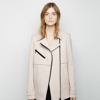 Mid-Length Moto Jacket by Proenza Schouler